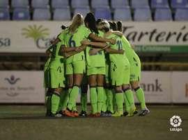 El Levante Femenino le endosó un 0-6 al Granadilla en Liga. LaLiga