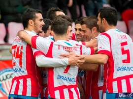 El Lugo remontó el partido contra el Somozas. CDLugo