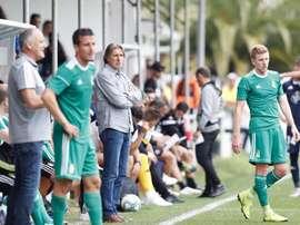 El Lugo se impone al Oviedo en penaltis. Twitter/RealOviedo