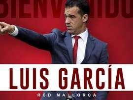 El Mallorca ya tiene sustituto de Vicente Moreno. Twitter/RCD_Mallorca