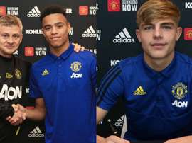 Greenwood et Williams ont signé leur prolongation. ManUtd
