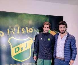 Leandro Zazpe, nuevo jugador de Defensa y Justicia. DefensaYJusticia