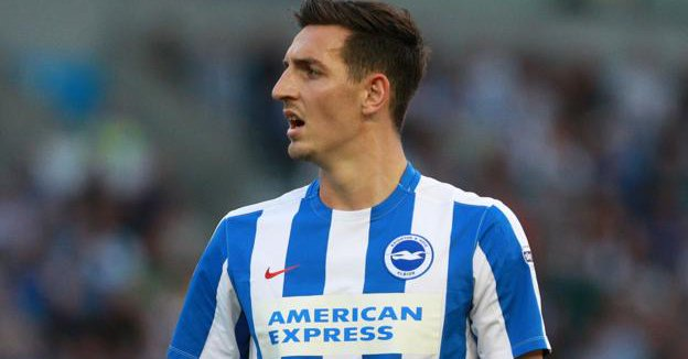 Brighton extended contracts with three players. AFP