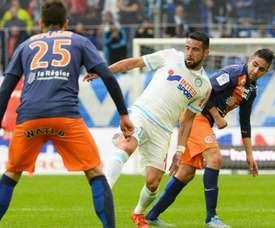 El Marsella de Míchel salva el empate ante el Montpellier. Twitter
