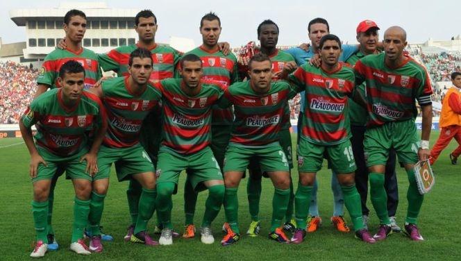 El MC Argel, campeón de la Copa de Argelia. TempoDeBola