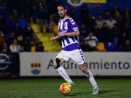 El medio centro portugués del Real Valladolid André Leao. Twitter
