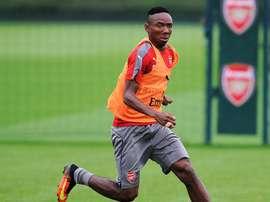 Nwakali rejoindra Huesca. ArsenalFC