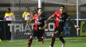 El Melgar consiguió, ante el Sporting Cristal, su segundo título nacional. Twitter