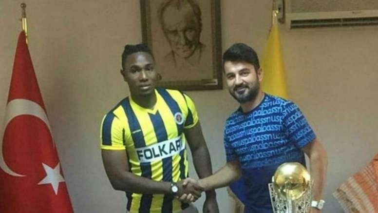 El Menemenspor firmó a Alpha Jallow buscando a Lamin Jallow. Menemenspor