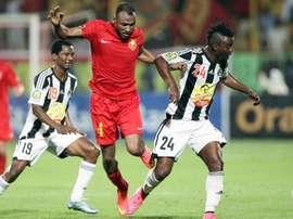 El Mezembe se impuso por 3-0 al Merreikh y estará en la final de la Champions League de la CAF. Twitter