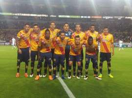 Morelia derrotó a Tigres por 2-0. MonarcasMorelia