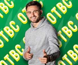 Patrick Roberts signs for Norwich City. NorwichCityFC