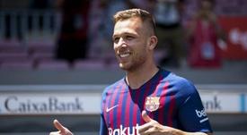 El brasileño no está en la lista de Valverde para Anoeta. FCBarcelona