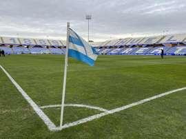 La Copa, en directo. Twitter/CAOsasuna