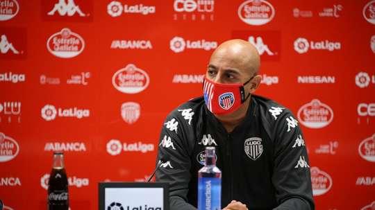 Mehdi Nefti ve bien al Lugo para la segunda vuelta. Twitter/ClubDeportivoLugo