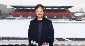 Mista, nuevo entrenador del Atleti Ottawa. Twitter/Atleti_Ottawa