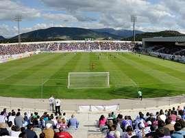 El Real Jaén deberá seguir buscando entrenador. RealJaen