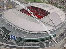 The match took place in the old Wembley in 1988. WembleyStadium