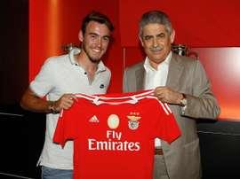 Horta ya brilla con el Benfica. SLBenfica