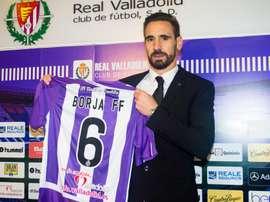 Borja Fernández sopesa volver al fútbol español. EFE/Archivo