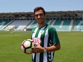 Podstawski se ha convertido en nuevo jugador del Vitória de Setúbal. VFC