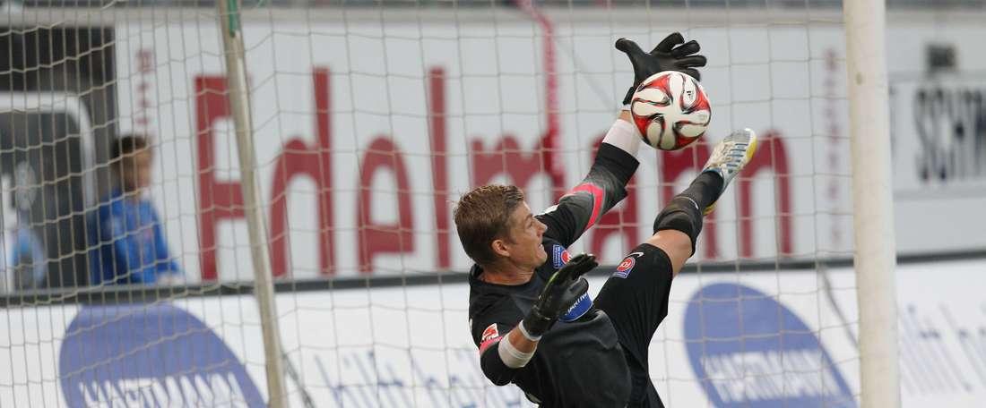 Zimmermann negocia con su ex equipo. Heidenheim