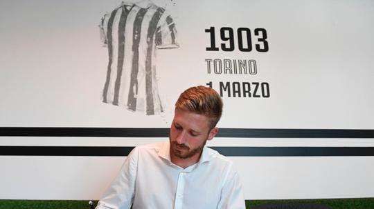La Juventus anunció el intercambio. Twitter/JuventusFCYouth
