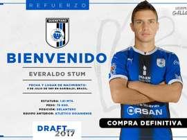 El delantero brasileño de 26 años se ha convertido en el nuevo refuerzo de los 'gallos'. Querétaro