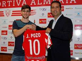 Pozo pourrait arriver au Barça. UDAlmeriaSAD
