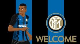 Inter sign Dalbert from Nice. InternazionaleFC