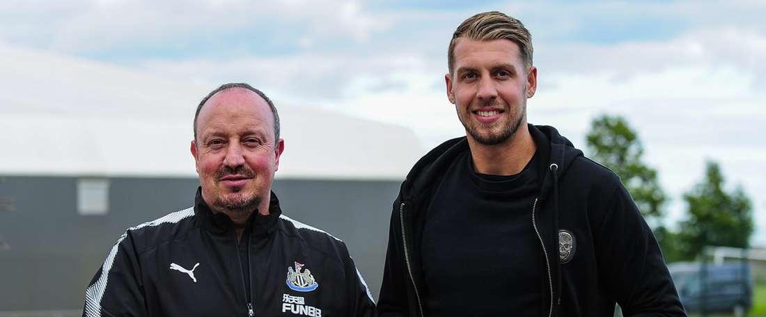 Newcastle volta a apostar num jogador francês, algo comum nas últimas épocas. Newcastle