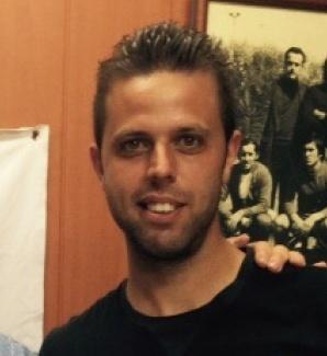 El nuevo jugador del Sanboià, Gerard Rovira. FCSantboia/AEPrat