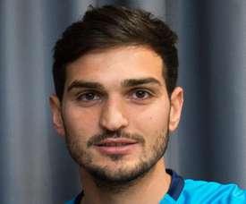 Magomed Ozdoev ya es jugador del Zenit. ZenitSPB