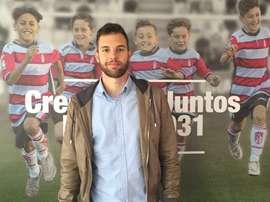Jesus Fernández llegará al conjunto cadista procedente del Granada. GranadaCF