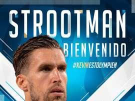 Strootman refuerza al Olympique de Marsella. Twitter/OM_Espanol