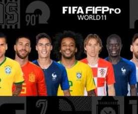 Onze grands joueurs. FIFA