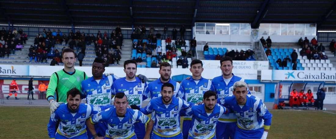 El Arandina se ha hecho con los servicios de tres jugadores. ArandinaCF