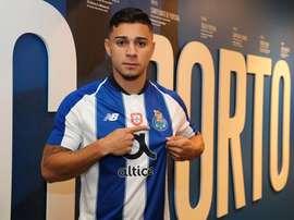 Nouvelle recrue au sien du club portugais. FCPorto