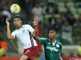 El Palmeiras se ha impuesto al Fluminense gracias a una buena segunda mitad. Palmeiras