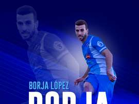 El Palo FC anunció el fichaje de Borja López. ElPaloFC