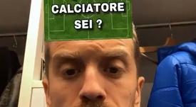 Instagram compare 'Papu'... à Messi. Instagram/PapuGomez