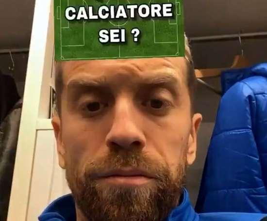 Instagram compara 'Papu' com Messi. Instagram/PapuGomez