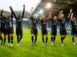 El PEC Zwolle se impuso gracias a los goles de Brock-Madsen y Menig. Twitter