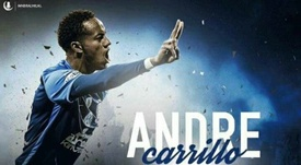 Nueva aventura para Carrillo. AlHilal