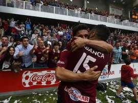 El Pontevedra, nuevo equipo de Segunda B, toma parte en la primera ronda.