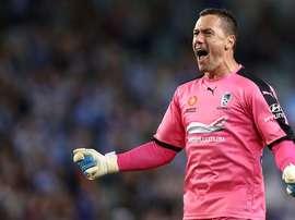 Genk appoint Danny Vukovic as their new goalkeeper. SydneyFC
