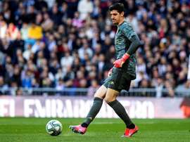 Courtois has clarified what he said. EFE