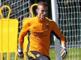 Burton abandona temporalmente el filial del Hull City. HullCity