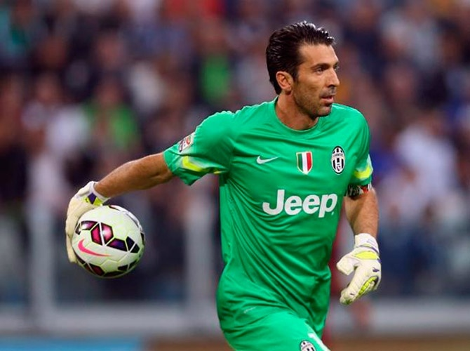 Buffon Tough Campaign Ahead For Juve Besoccer