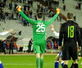 Letica sigue acumulando elogios. Hajduk